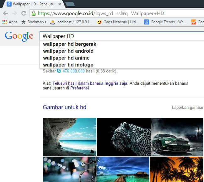 Step Tips Mencari Gambar Full Gratis Di Google