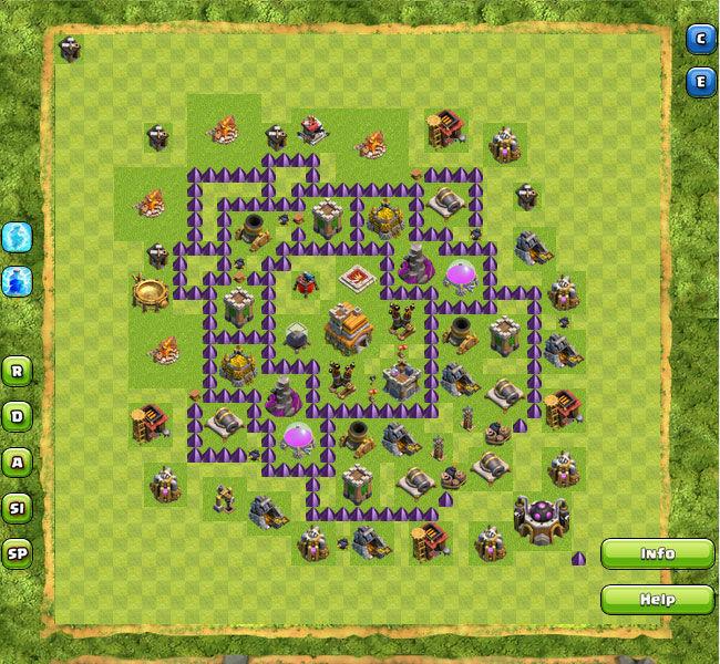 Clan War Th7 15