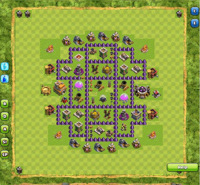Farming Th7 7