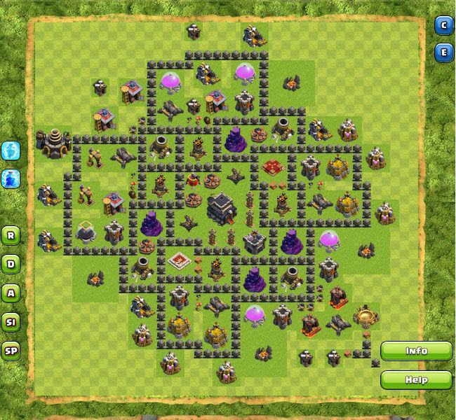 Clan War Th9 13