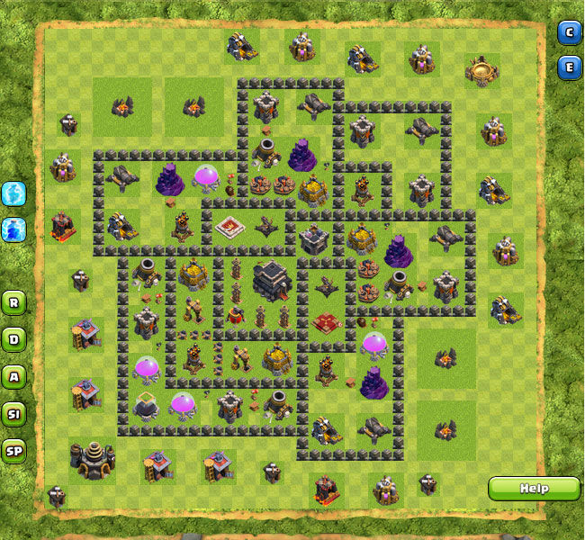 Clan War Th9 14