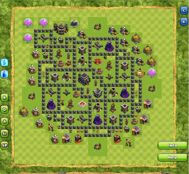 Clan War Th9 18