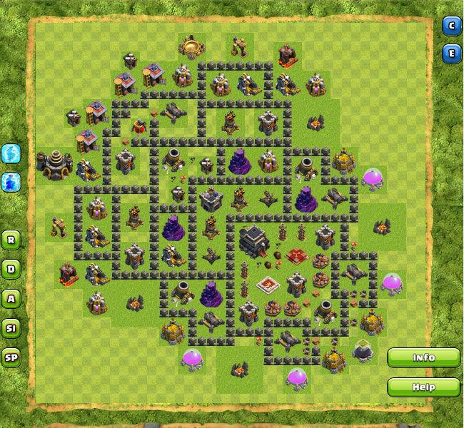 Clan War Th9 2
