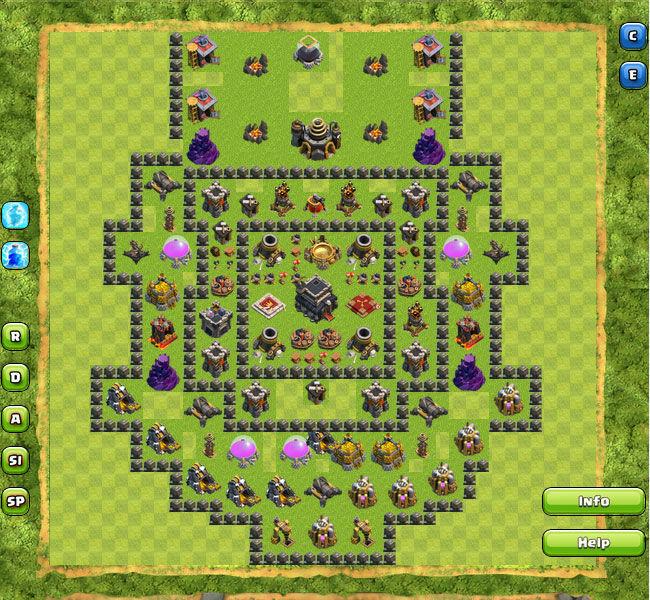 Clan War Th9 24