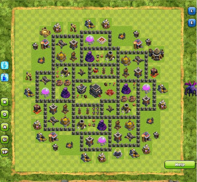 Clan War Th9 4