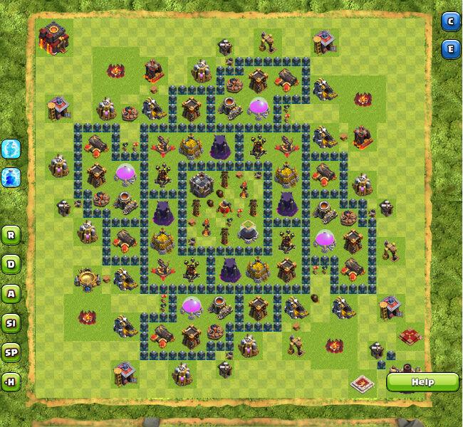 Farming Th10 3