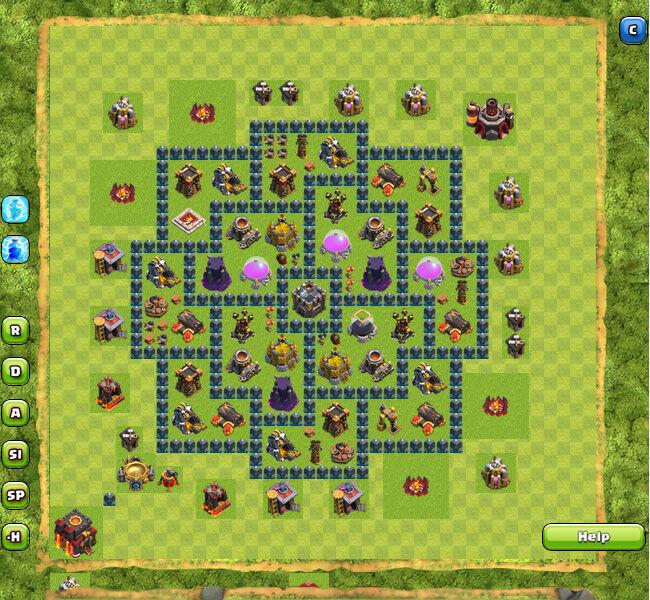 Farming Th10 4