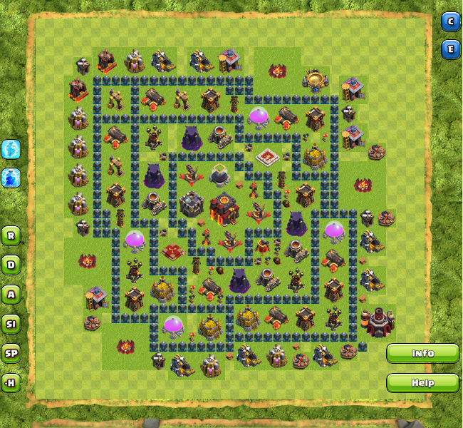 Farming Th10 5
