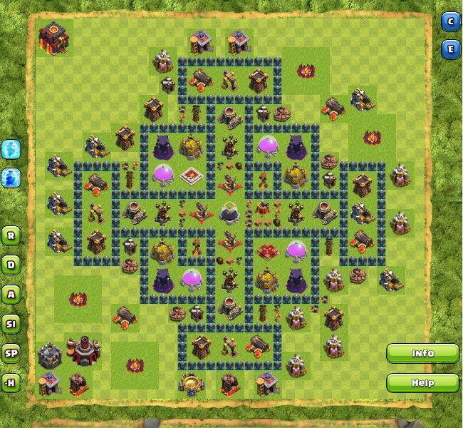 Farming Th10 6