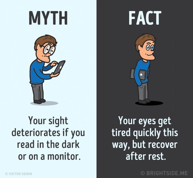 Mitos Fakta Tentang Tubuh Kita 3