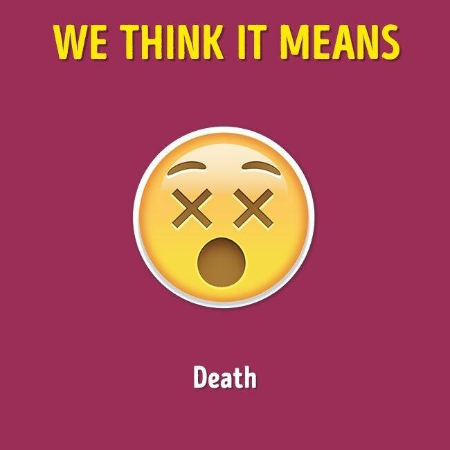 Emoji Yang Sering Salah Arti 12