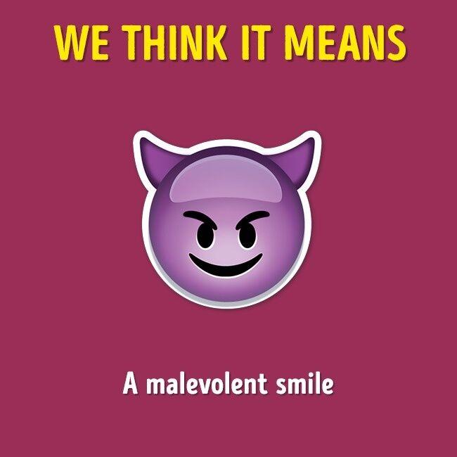 Emoji Yang Sering Salah Arti 5