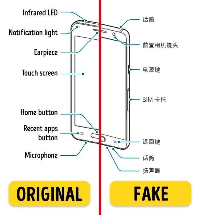Cara Membedakan Smartphone Asli Dan Palsu 3