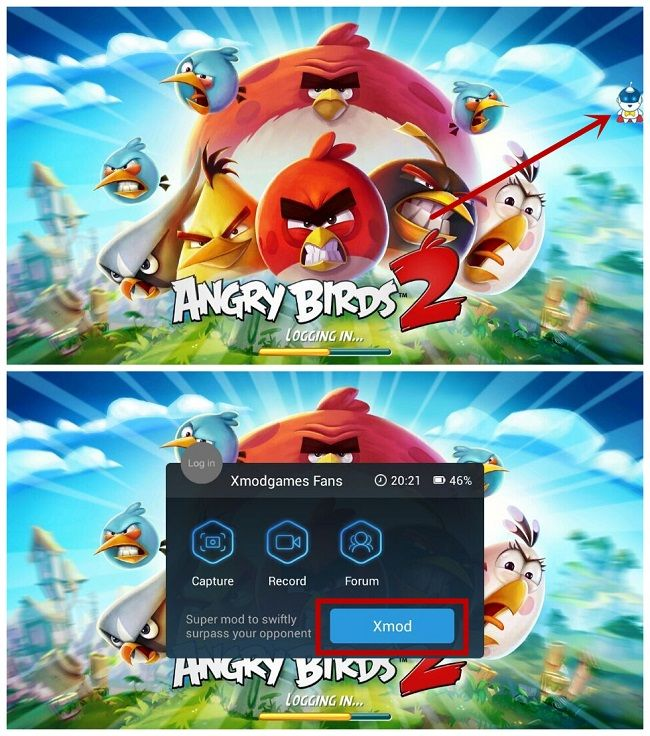 Mod Angry Birds 2 2
