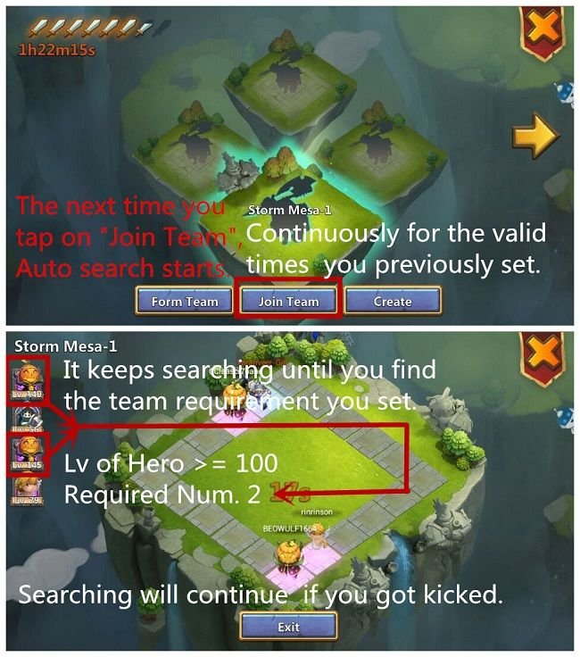 Mod Castle Clash 6
