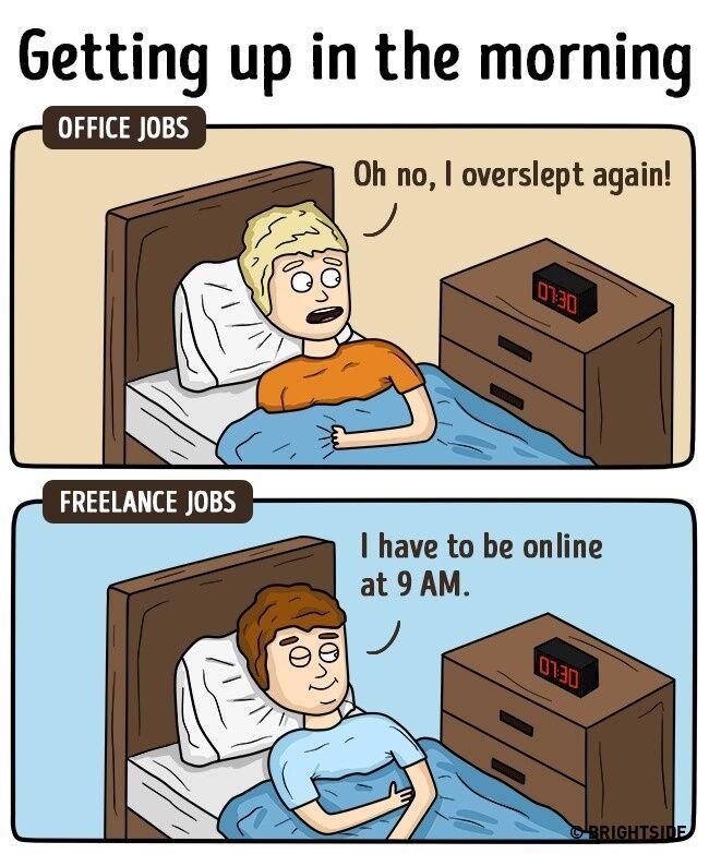 perbedaan-freelance-dan-pekerja-kantoran-1