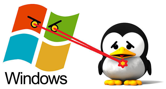 Windows Selalu Lebih Baik Dari Linux