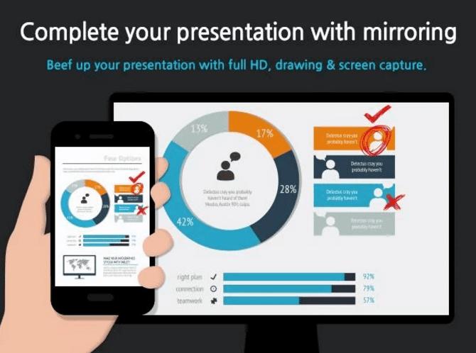 Aplikasi Mobizen Mirroring