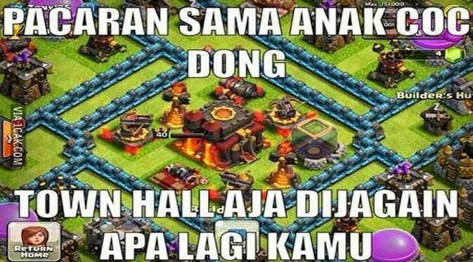 Meme Clash Of Clans 13