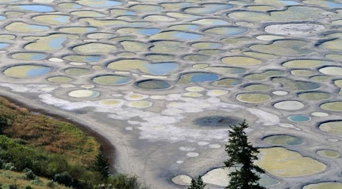 Spotted Lake A0eac