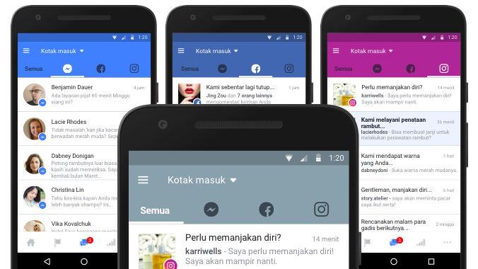 Facebook Inbox 1