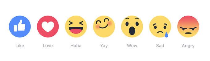 Facebook Emoji Ganti Tombol Dislike 1