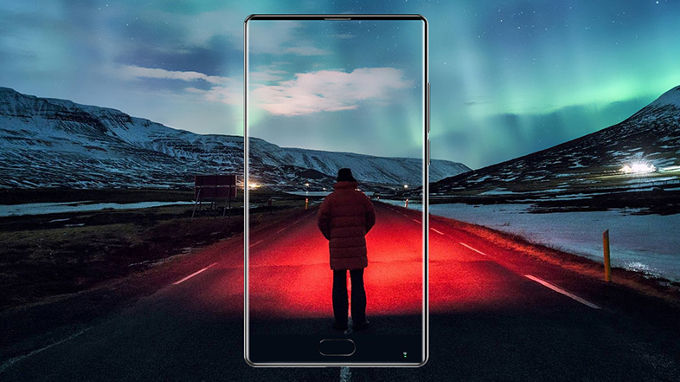 Smartphone Bezel Less 2017 Bluboo S1