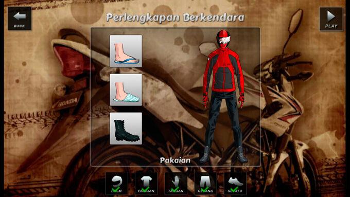 Game Real Rider Karya Developer Lokal Astra Honda Motor 4