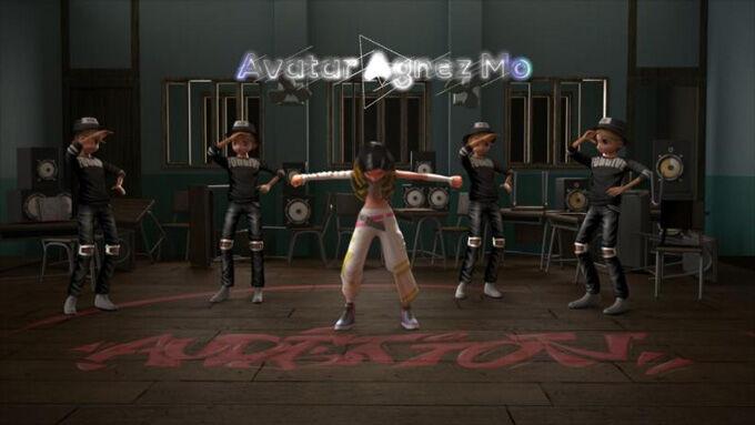 Agnezmo Resmi Hadir Di Audition Ayodance Sebagai Avatar 1