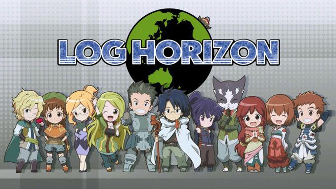 Anime Terbaik Dengan Cerita Game Online 2