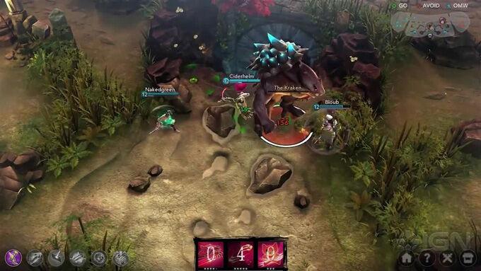 Vainglory Game Moba Android Mirip Dota 2