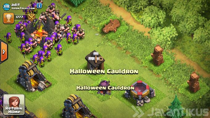 Tips Sering Dapat Cauldron Coc 2