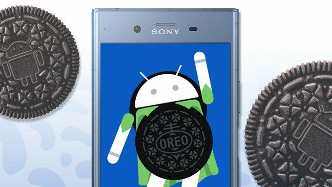 Sony Android 80 Oreo 1