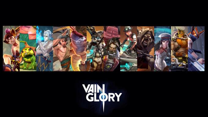 Vainglory Game Moba Android Mirip Dota 1