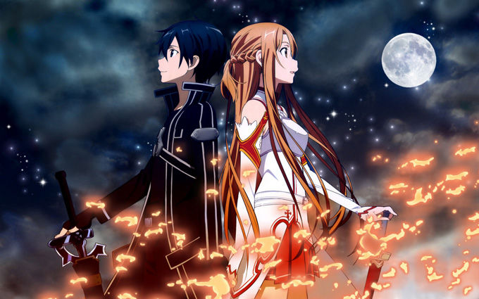 Anime Terbaik Dengan Cerita Game Online 1