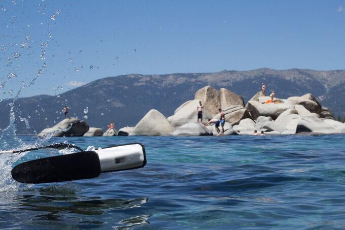 Trident Underwater Drone Kickstarter 1