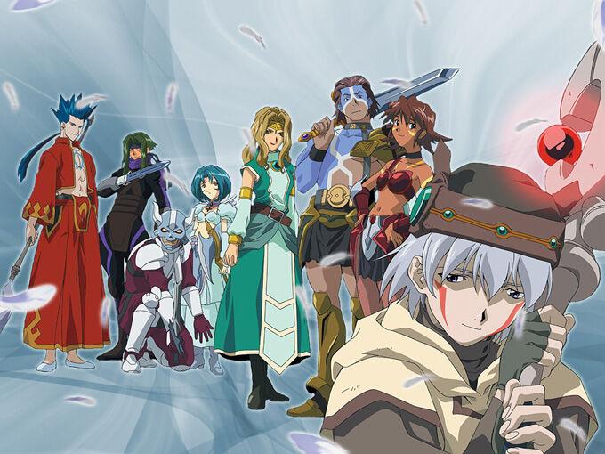 Anime Terbaik Dengan Cerita Game Online 4