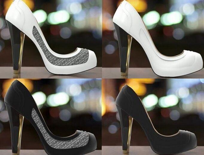 Sepatu Berteknologi Tinggi 4