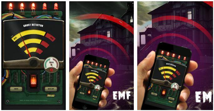 Aplikasi Android Pendeteksi Hantu 8