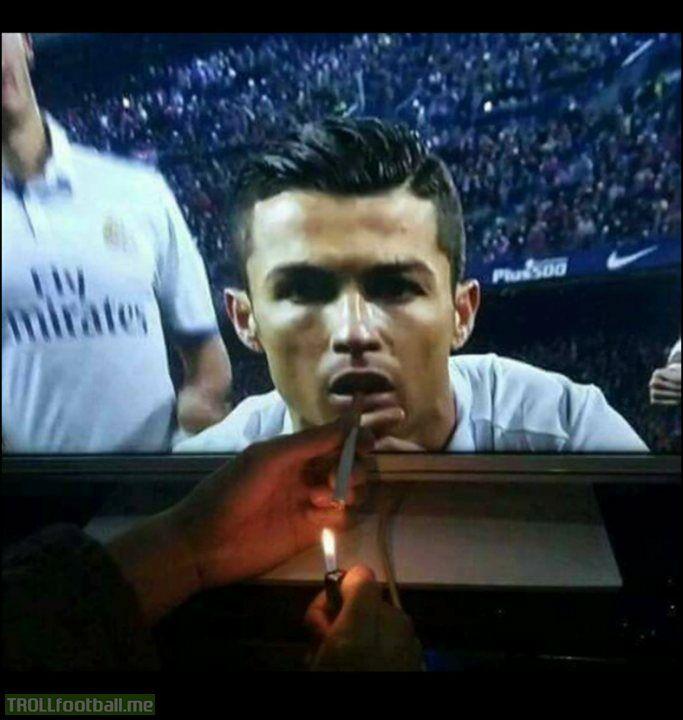 Master Photoshop Selebrasi Cristiano Ronaldo 5