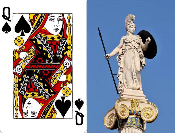Queen Of Spade Sekop