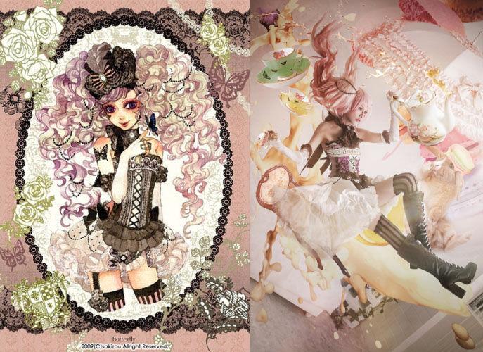 Foto Cosplay Karya Sakizo 6