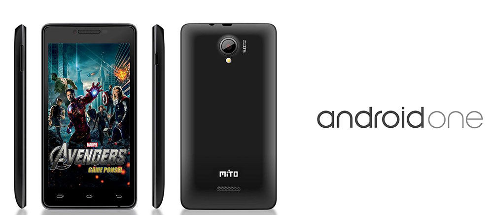 Harga Mito Impact Android One A10 Smartphone Android