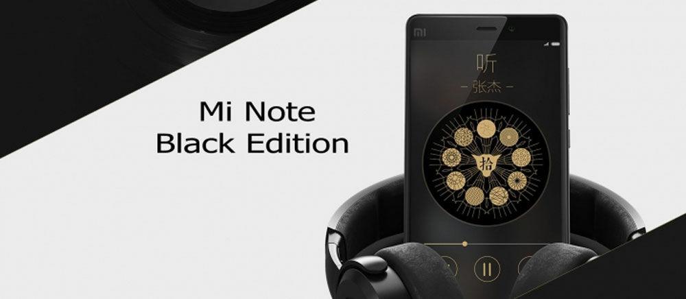 Xiaomi Rilis Mi Note Black Edition Seharga Rp 5,1 Jutaan