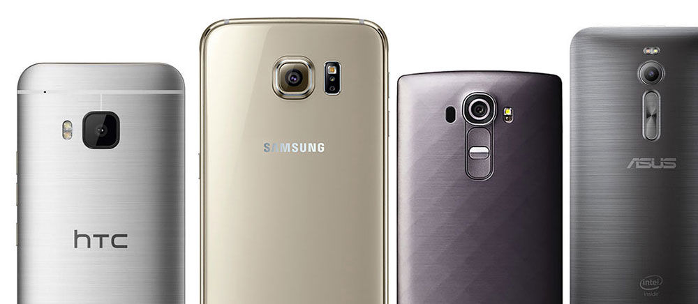 Jajaran Smartphone Terbaru yang Meluncur di Tahun  2015