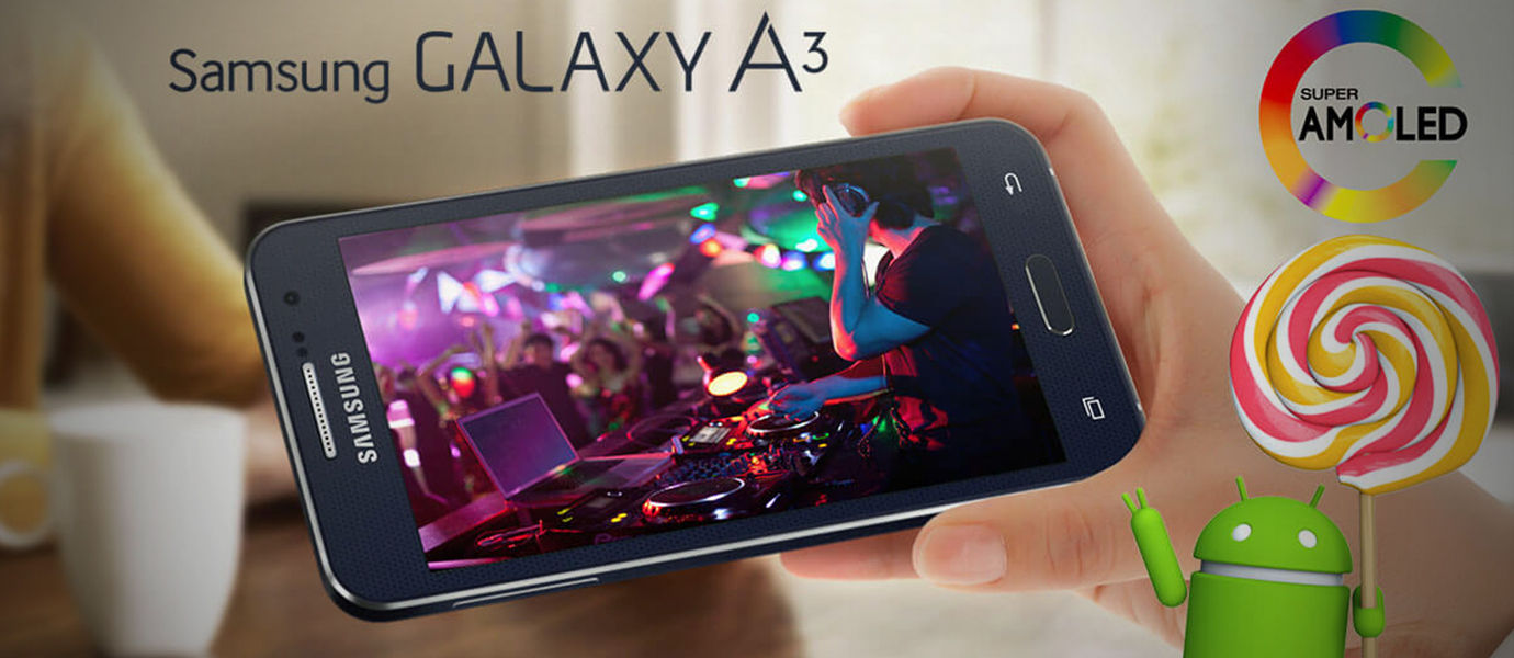 Samsung Galaxy A3 Siap Update ke Lollipop