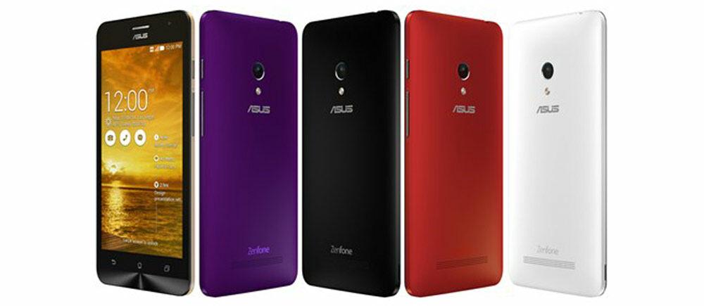 Asus Rilis Update Android Lollipop untuk Zenfone 5