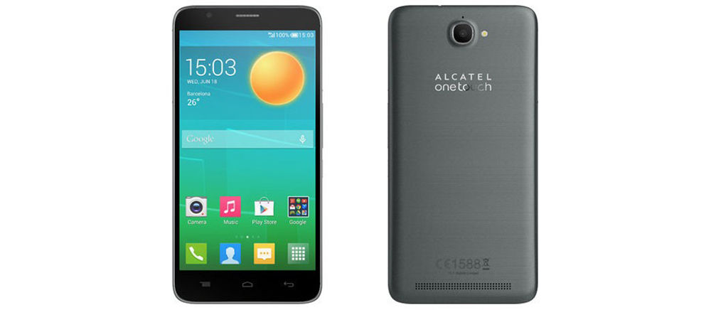 Review Alcatel Onetouch Flash Plus, HP Android Murah dengan Kamera Depan 8 MP