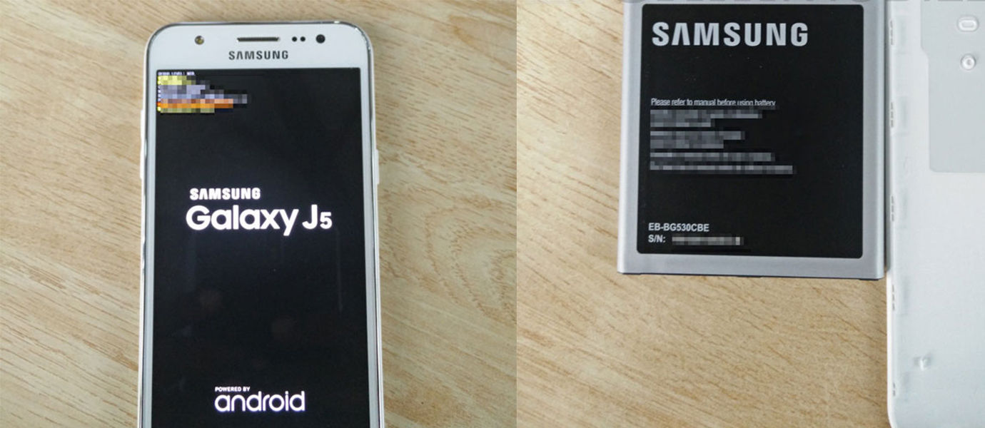 Bocoran Gambar dan Spesifikasi Samsung Galaxy J5