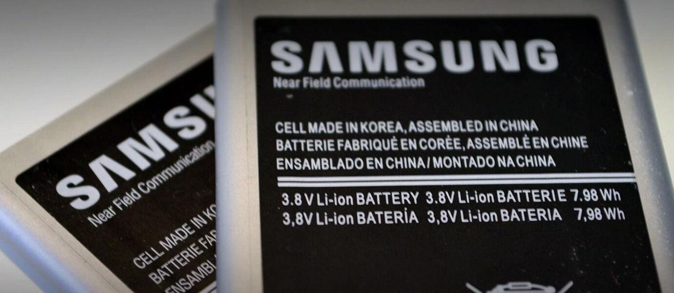 Samsung Kembangkan Teknologi Baterai Lithium Berkapasitas Dua Kali Lipat